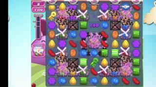 Candy Crush Saga Level 1590  No Booster