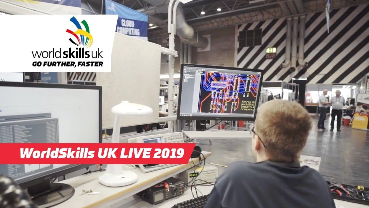 WorldSkills UK | WorldSkills UK LIVE