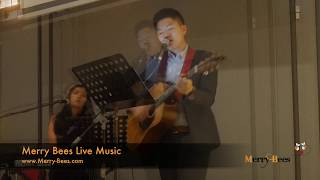 Merry Bees - JJ & Lisa performs 豆浆油条 ( Dou Jiang You Tiao)
