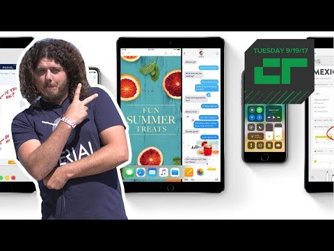 iOS 11 Now Available to Download | Crunch Report