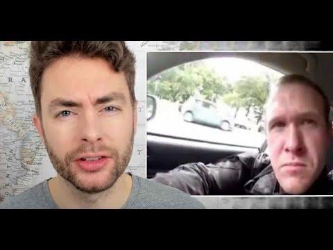 Paul Joseph Watson sobre el ataque terrorista a una mezquita en Nueva Zelanda.