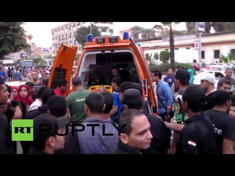 Egypt: Lethal explosion hits Cairo University