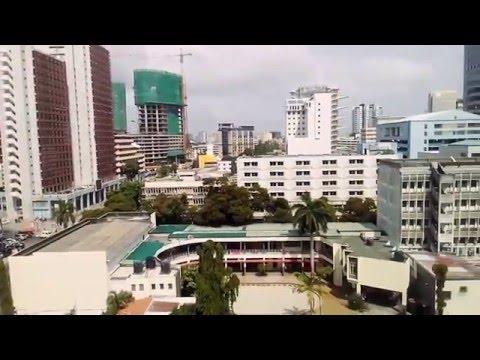 Dar es salaam Posta view