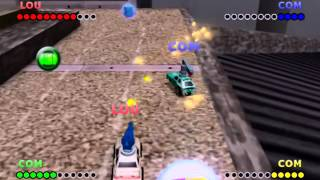 Micro Machines V4 (PS2) - Part 3