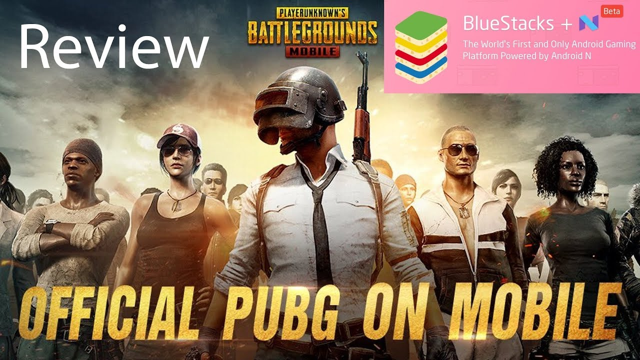 Pubg Mobile Gameplay Review With Bluestacks N Setup And Features