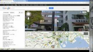 Temple University Japan - Google Map Guide Free HD Video