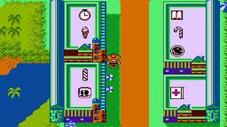 NES Adventures in the Magic Kingdom TAS in 9:56.98