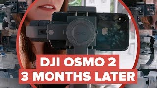Video DJI Osmo Mobile 2: Three months later download MP3, 3GP, MP4, WEBM, AVI, FLV Oktober 2018