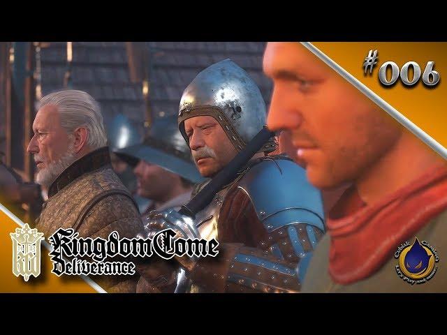 ZU GAST BEI FREUNDEN ⚔️ Let's Play KINGDOM COME DELIVERANCE #006