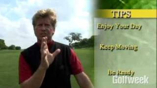 The Winning Mind Golf: Slow on the Golf Course