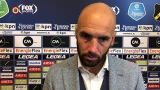 'Arno Verschueren mag van mij wel elke week zo juichen', Mitchell van der Gaag kan weer opgelucht...