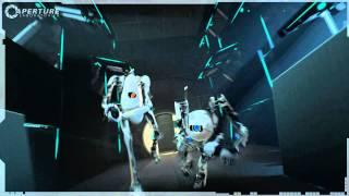 Portal 2 - Panels Trailer [HD] (PC/PS3/XBOX 360)