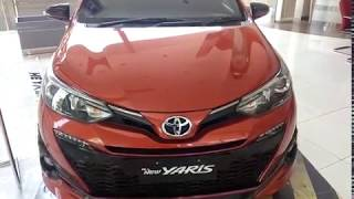 All New Yaris TRD Sportivo M/T (2018)