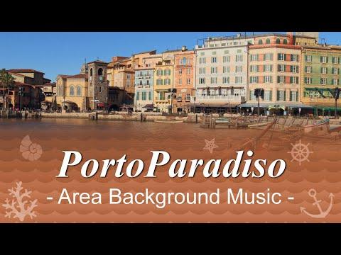 Mediterranean Harbor PortoParadiso - Area Background Music