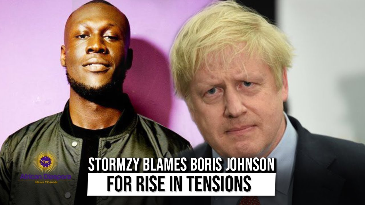 Stormzy Says UK Is Definitely Racist & Boris Johnson Made WS Comfortable