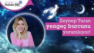 Zeynep Turan'dan Nisan Ayı Yengeç Burcu Yorumu