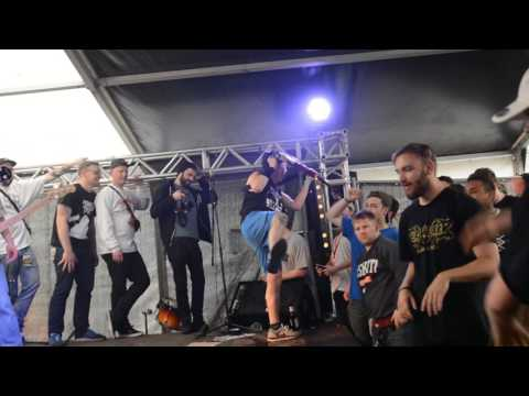 Ghetto Justice Live @ Return to Strength Festival VII 2017