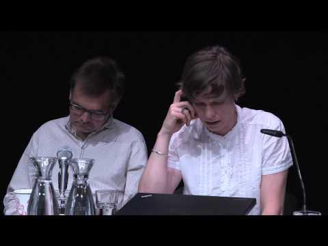 The Whole Earth / Panel mit Mercedes Bunz, Katja Diefenbach und Tom Holert