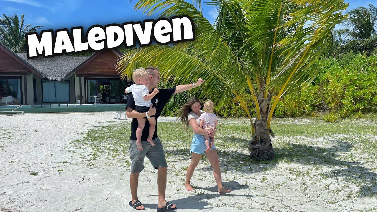 Traumwoche auf den Malediven 🌴   Familie Claßen