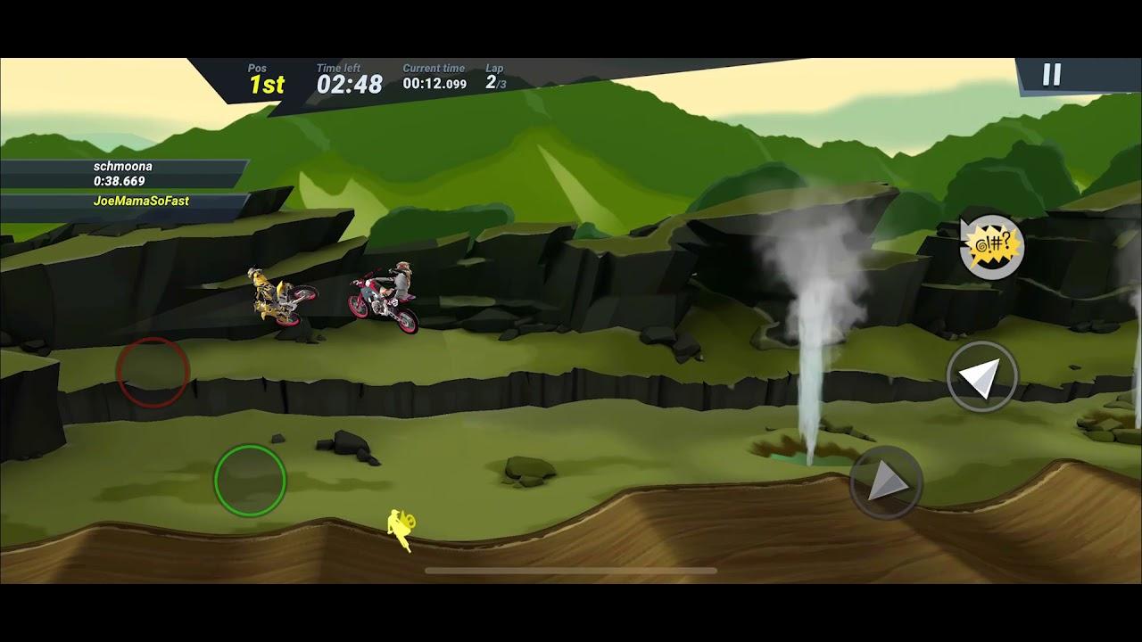 Mad Skills Motocross 3 Gameplay