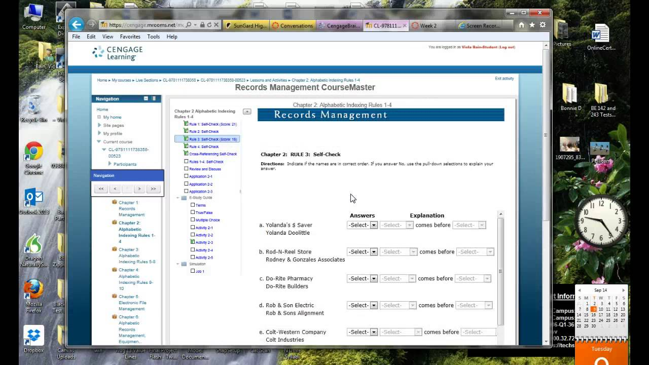 Records Management Ch  2