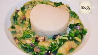 Quick and healthy Okra soup recipe