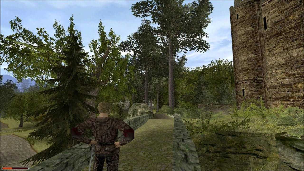 vurts gothic ii graphics overhaul