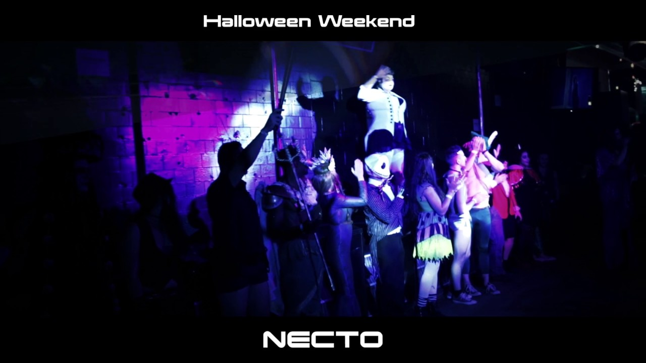 Necto Halloween 2020 Halloween Weekend 2016 @ Necto Nightclub   YouTube