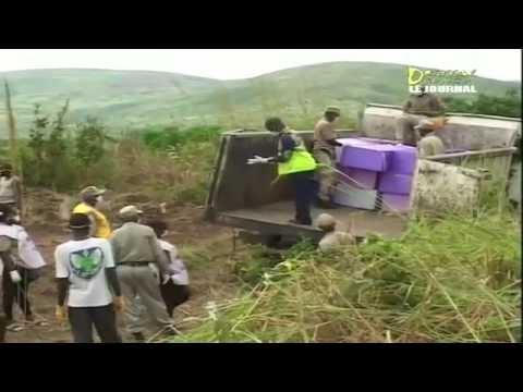 RDC: Inhumation de 188 indigents à Kinshasa