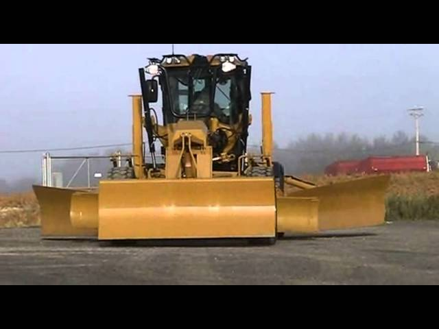 Craig Manufacturing - CAT 160M Double Wing