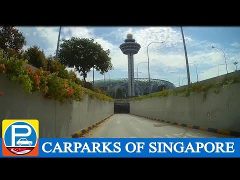 Jewel Changi Airport Car Park