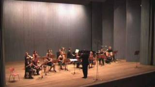 """norddeutsche sinfonietta - Weill """"Kanonensong"""""""