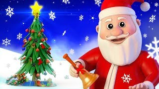 Jingle Bells Jingle Bells | Christmas Songs For Kids | Nursery Rhymes For Toddlers by Kids Baby Club