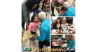 Mijn Oma Kwam Bijna Nederland Niet In En Schiphol Niet Uit ✈️🇧🇷😱 • Barbarazinhaa