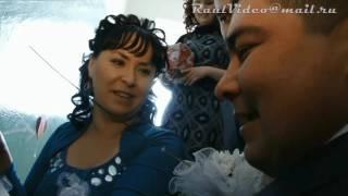 Выкуп невесты на свадьбе  Свадьба в Казани 5 2011