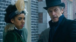 Walking on the River Thames | Thin Ice | Doctor Who | BBC