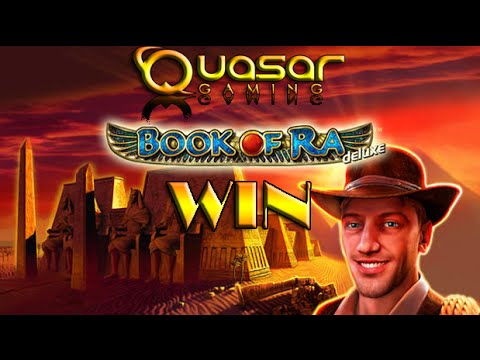 quasar gaming book of ra