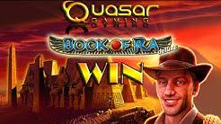 WIN| Quasar-gaming- BOOK OF RA DELUXE auf 1€/ 1,50€ und 2€