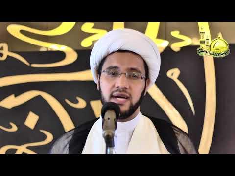 متى يسقط المجتمع ؟ - الشيخ علي العبود | مسجد الإمام الحسن (ع) الكويت - بيان