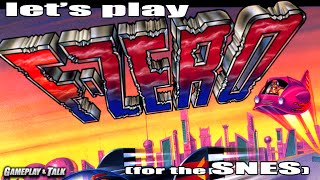 lets play f zero for the snes knight queen king leagues
