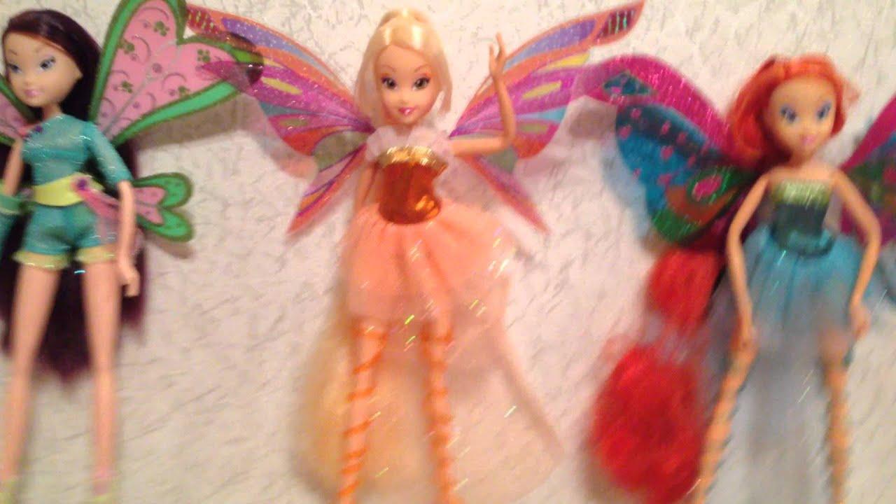 Видео винкс мои куклы винкс фото 214-445
