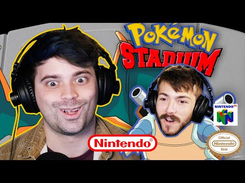 Is Pokemon Stadium The GOAT? | Throwback Or Throw It Away