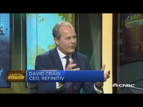 Refinitiv CEO: Big part of our business is with Asia | Capital Connection