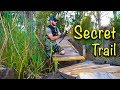 Fishing A Secret Trail In The Florida Everglades Giant Alligator mp3