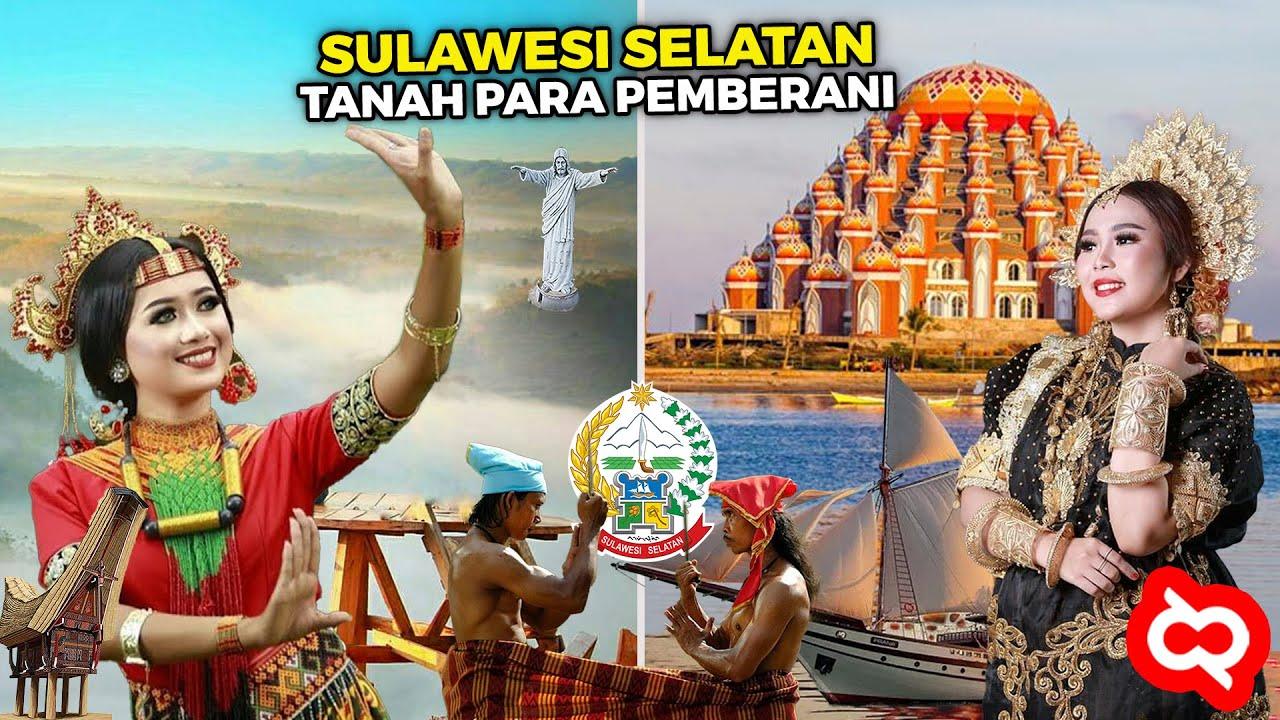 Download PESONA ALAM BUDAYA DAN SEJARAH SULSEL.!! Keliling Kabupaten  & Kota yang Ada di Sulawesi Selatan