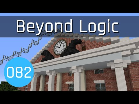 Beyond Logic #82: Save the Clock Tower | Minecraft 1.13