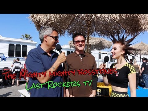 THE MIGHTY MIGHTY BOSSTONES interview: NEW RECORD, THEIR DANCING MAN, SUMMER TOUR