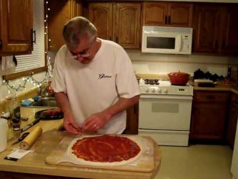 Chicago Style Pizza by Glenn Wilson 2013: Part 1