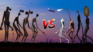 Download Light Head ARMY VS Siren Head ARMY