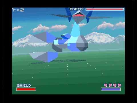 Test Rétro - StarWing (Super Nintendo)